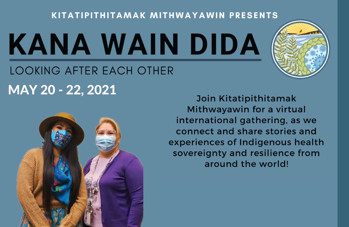 MAY 20-22ND GLOBAL GATHERING ON INDIGENOUS-LED RESPONSES TO COVID-19 PRESENTED BY LEADING CANADIAN RESEARCH TEAM
