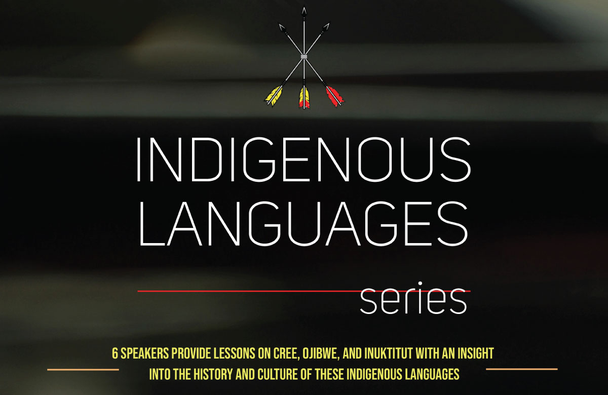 Indigenous Languages Series, To Help Educate About Indigenous Culture And Preserve Endangered Languages