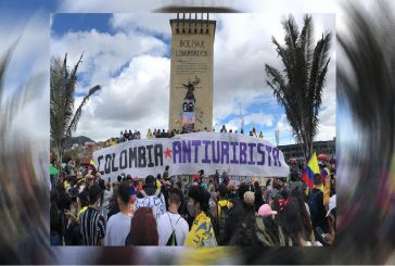 """""""THEY PROTECT THE CATHOLIC CHURCH THAT TRIED TO EXTERMINATE OUR RACE"""" - Colombia's Repression: A Massacre Against the People"""