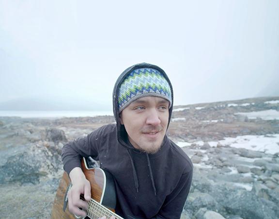 "Indigenous Music Countdown #1 Chart-Topping & Nunavut Alt-Rocker Joey Nowyuk Releases ""Pray"""