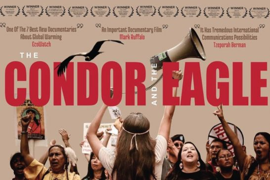 THE CONDOR AND THE EAGLE - Film Screening / Discussion / Call to Action