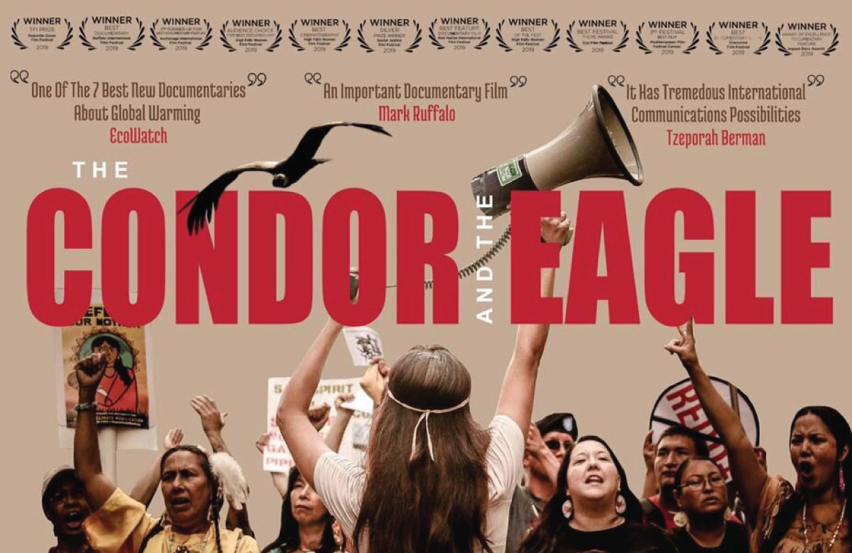 THE CONDOR AND THE EAGLE – Film Screening / Discussion / Call to Action
