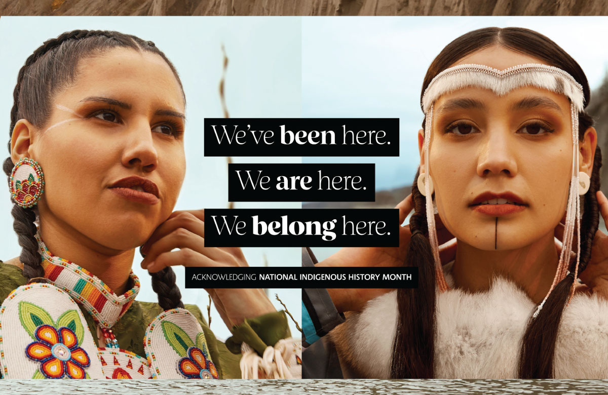 Sephora Canada Amplifies Indigenous Voices with its First-ever National Indigenous History Month Campaign