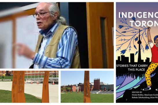 INDIGENOUS TORONTO: Jim Dumont on Identity and Spirituality in the City