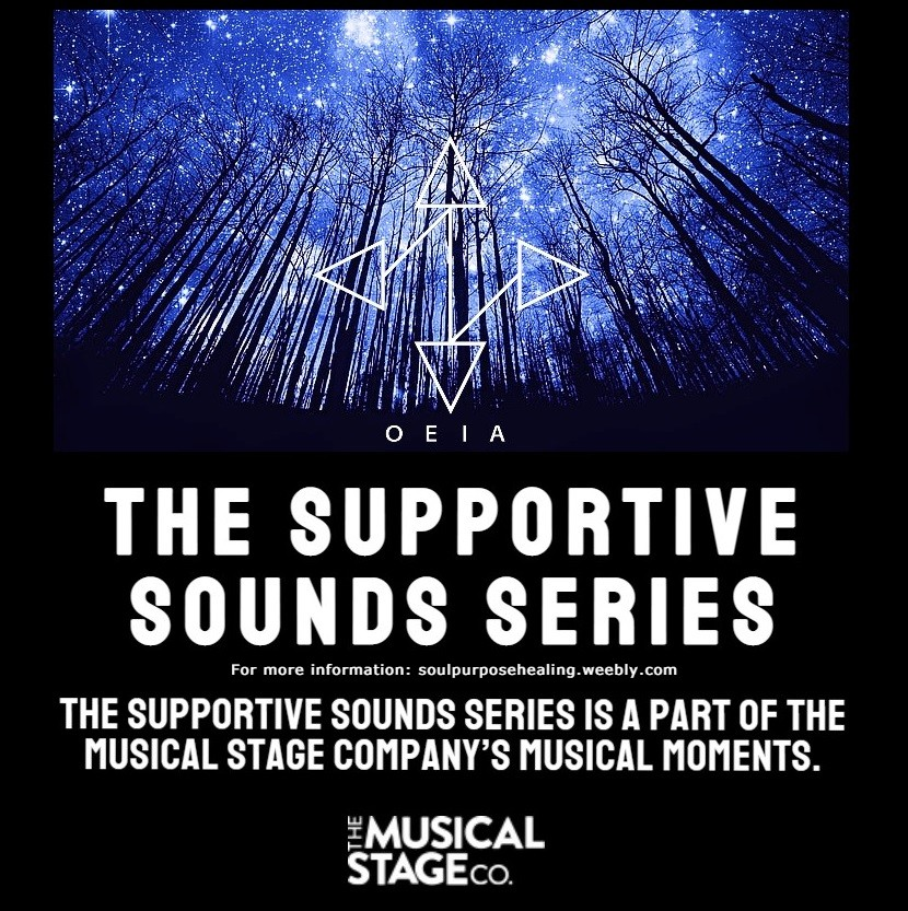 Supportive Sounds Series in Toronto on Sunday August 29th at 6 p.m. to 8 p.m.