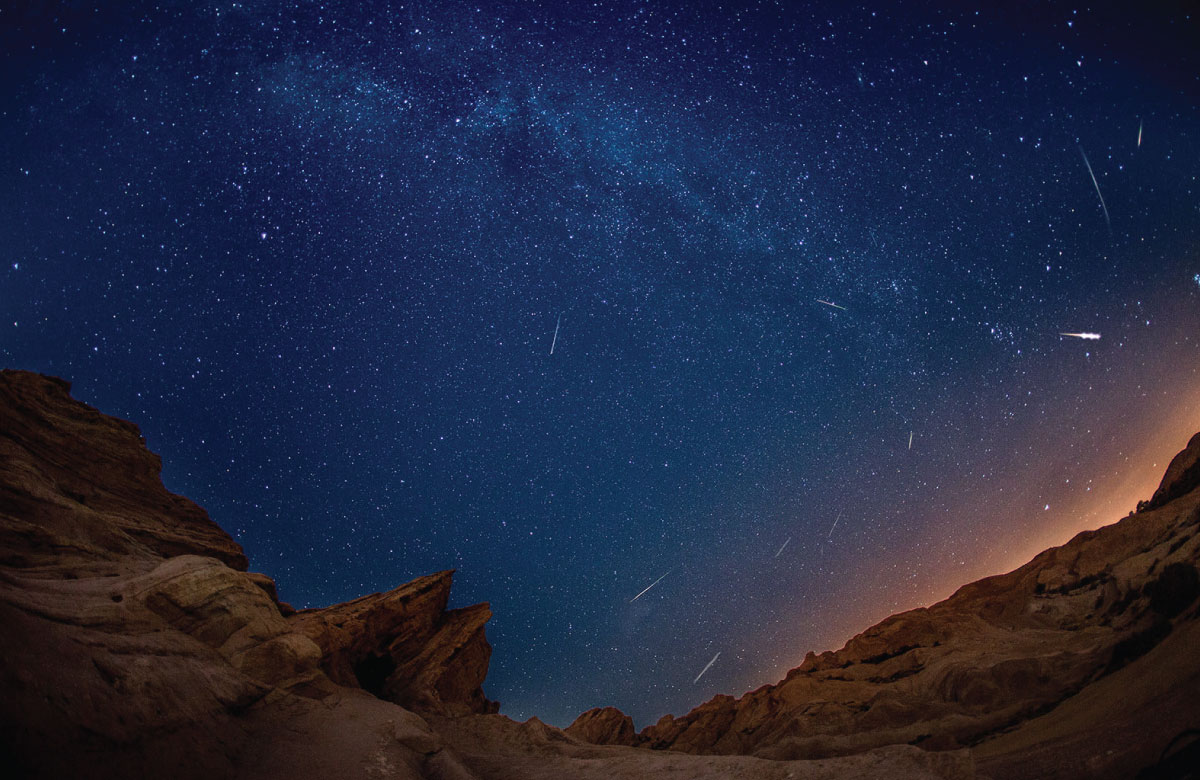 Forecast perfect for 'mythic' Perseid meteor spectacle